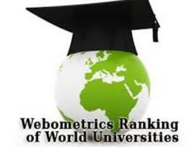 2017. Ranking Web of Universities. July New Edition **